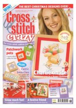 Cross Stitch Crazy No:106