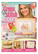 Cross Stitch Crazy No:109