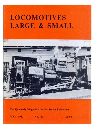 Locomotives Large & Small Magazine No:11 - Click Image to Close