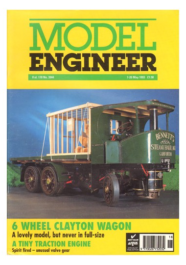 Model Engineer No: 3944 - Click Image to Close