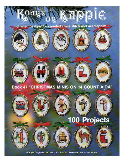 Kount on Kappie 100 Christmas Projects - Click Image to Close